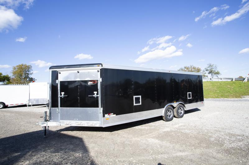 2019 RC Trailers 27 ft Auto Snowmobile Trailer