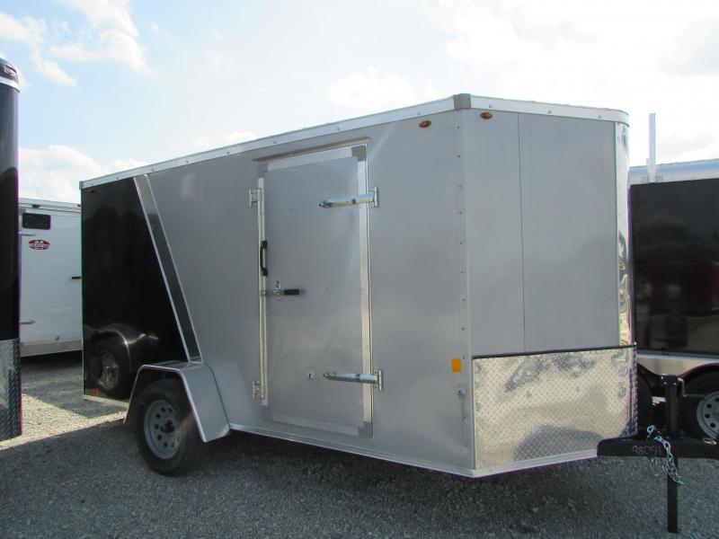 2020 Interstate 6 x 12 Enclosed Cargo Trailer