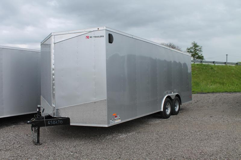 2020 RC Trailers 20' CAR 7K Car / Racing Trailer