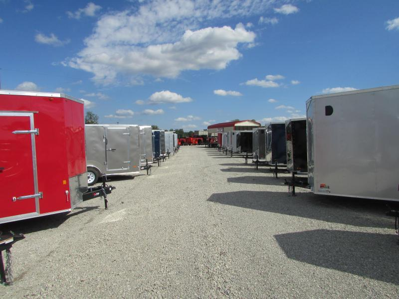 RC Trailers BEST DEALS @ DR TRAILER On All Enclosed Cargo Trailer