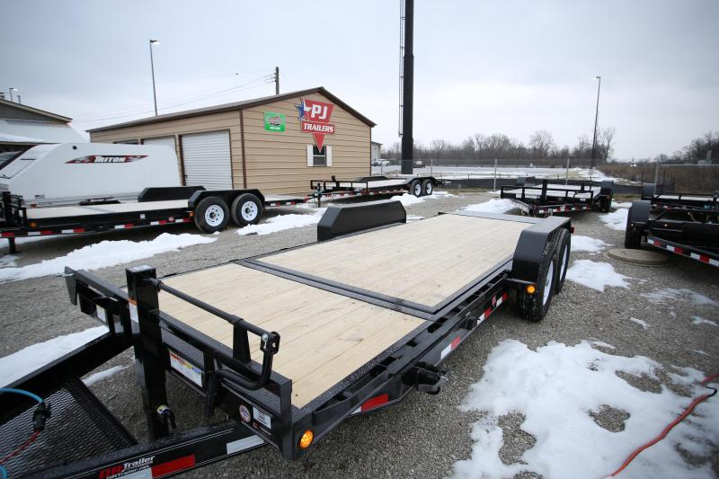 NEW PJ Trailers 20' Tilt Flatbed Trailer