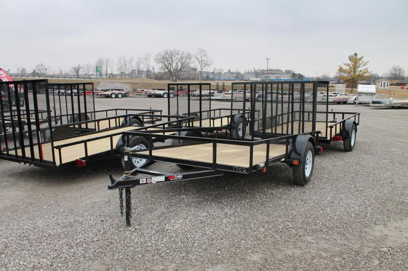 2020 Carry-On 6X12 RG Utility Trailer