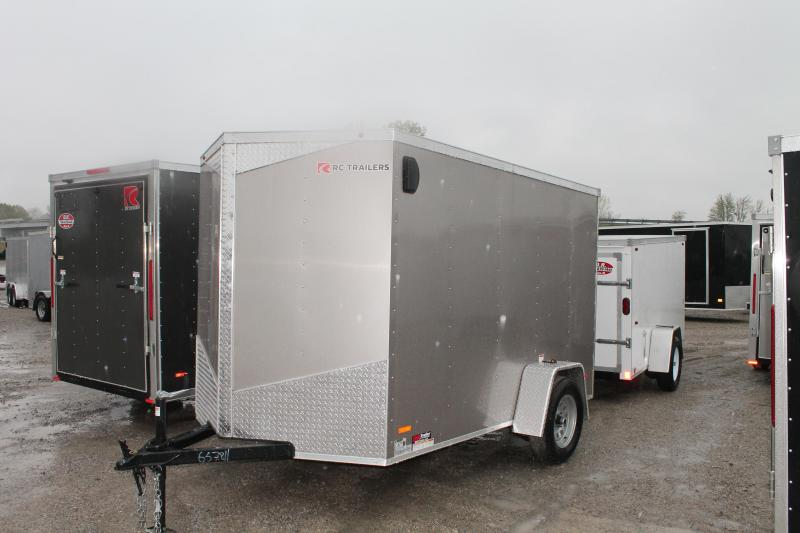 2020 RC Trailers 6X10 RD Enclosed Cargo Trailer