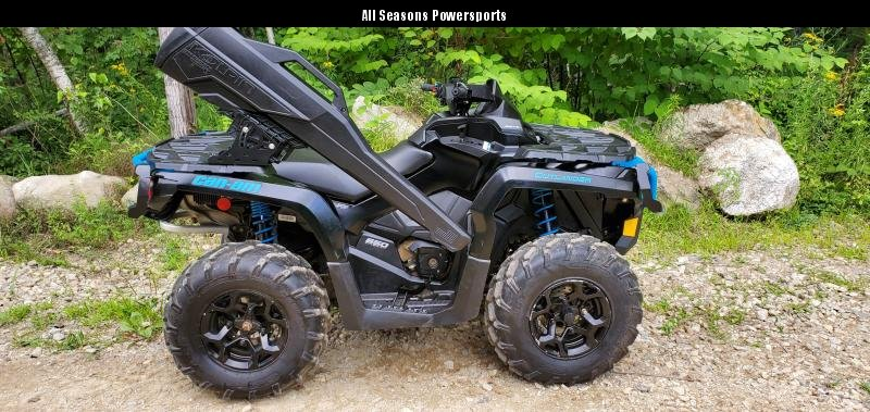 2016 Can Am Outlander 650 XT 4x4