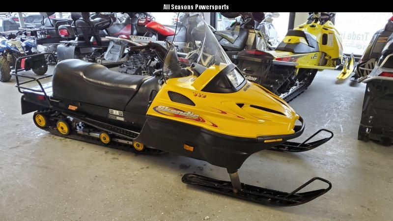2002 Ski-doo Skandic 440 FAN LT