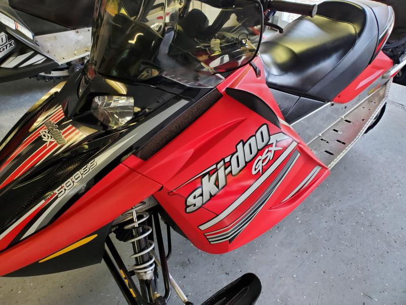 2006 Ski-doo GSX 500SS 1089 miles