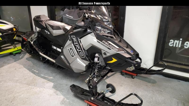 2016 Polaris Switchback PRO S 800