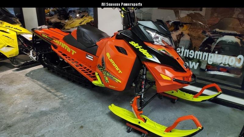 2016 Ski-doo Summit X 154 800 ETEC Snowmobile Vehicle