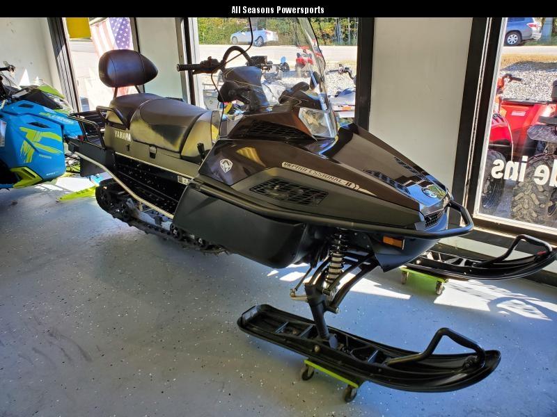 2016 Yamaha VK Professional II 1000