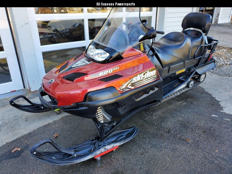 2009 Ski-doo Expedition 600 SDI Wide track