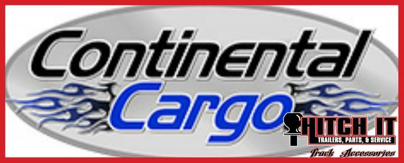 2020 Continental Cargo 8.5 x 20 Car / Racing Trailer