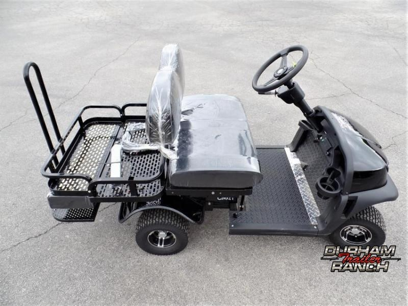 2020 Black RX-5 Cricket Mini Golf Cart