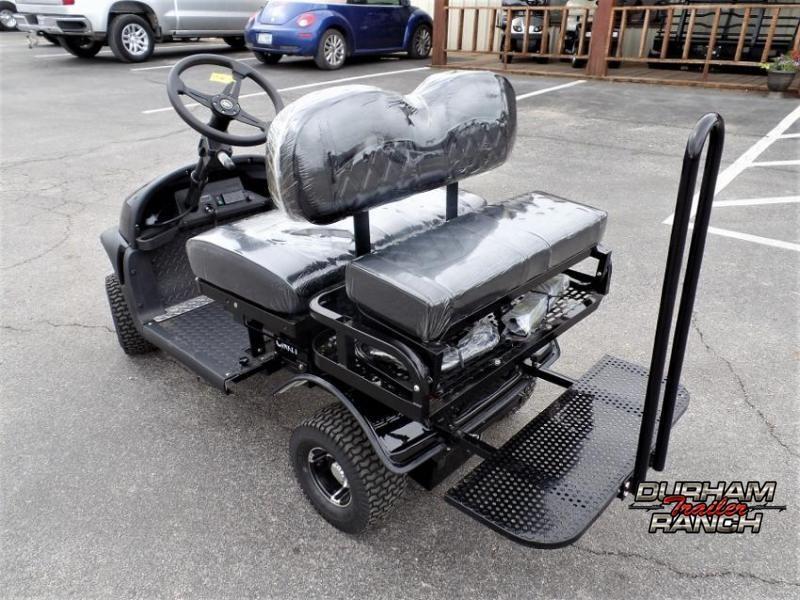 2020 Black RX-5 Cricket Mini Golf Cart