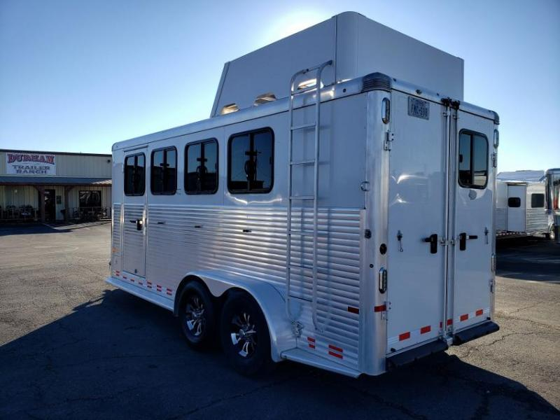2016 Sundowner Trailers 4H BP Horse Trailer Horse Trailer
