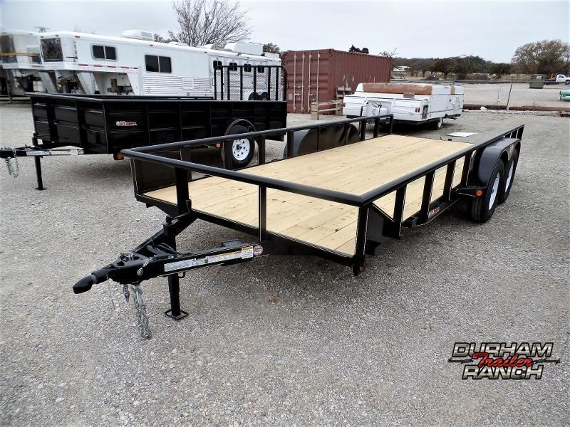 2020 GR 18ft BP Utility Trailer