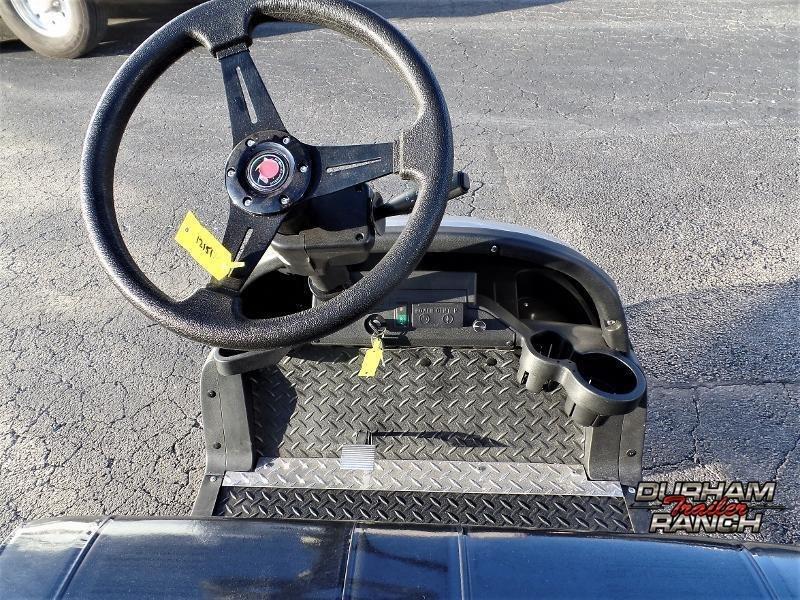 2020 Silver RX-5 Cricket Mini Golf Cart