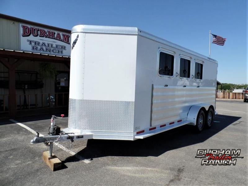 2016 Featherlite 3Horse BP Model 6409 Horse Trailer