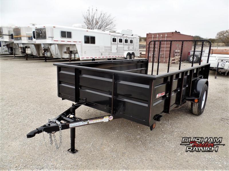 2020 GR 12ft BP Single Axle Utility Trailer