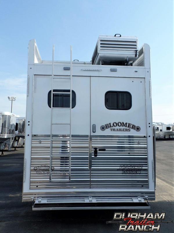 2020 Bloomer 4H Bloomer 18 SW w/ Slide Horse Trailer