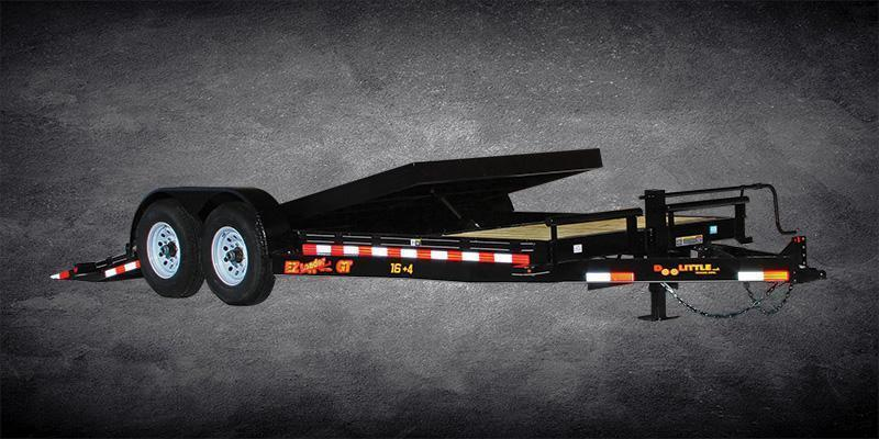 2020 Doolittle Trailer Mfg 16+6 EZ Loader GT Tiltbed Utility Trailer
