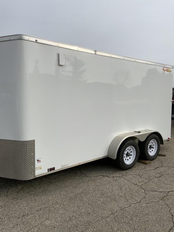 2018 Doolittle Trailer Mfg 7x14 Bullitt Enclosed Cargo Trailer