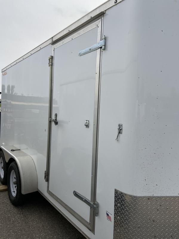 2018 Doolittle Trailer Mfg 7x14 Bullitt Enclosed Cargo Trailer