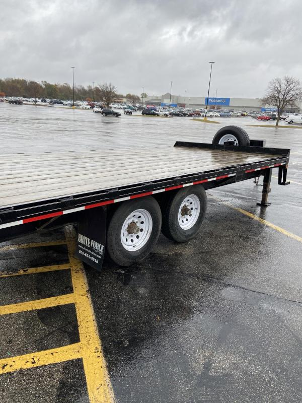 2013 Doolittle Trailer Mfg 8.5x16 Brute Force Equipment Trailer