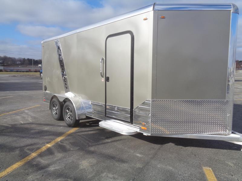 2019 Legend Manufacturing 7x19 DVN Pewter Cargo Trailer Enclosed Cargo Trailer