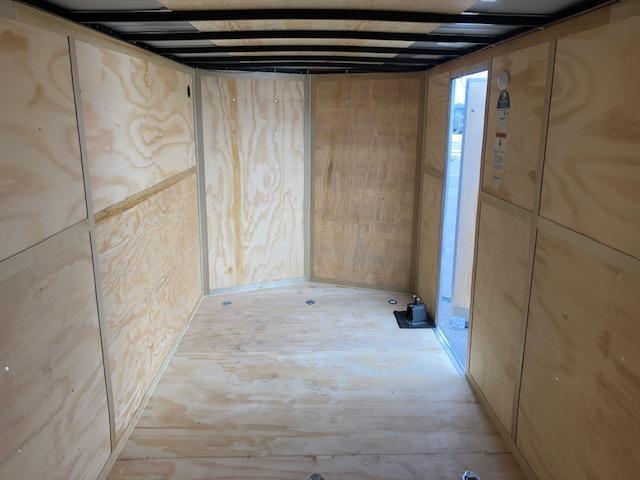 "2020 Cargo Mate 7X18 VNOSE RAMP DOOR 12"" EXTRA HEIGHT UTV PKG"