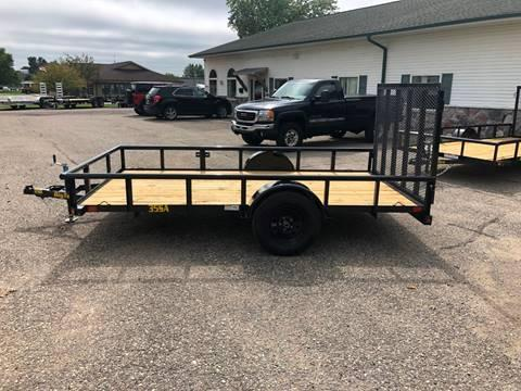2020 Big Tex 6.5X12 OPEN UTILITY/LANDSCAPE TRAILER