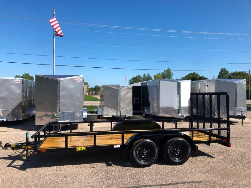 2020 Big Tex 6.5X16 UTILITY/EQUIPMENT TRAILER