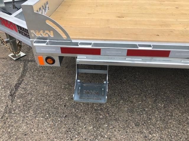 2020 N&N 8.5X22 14K DECKOVER EQUIPMENT TRAILER