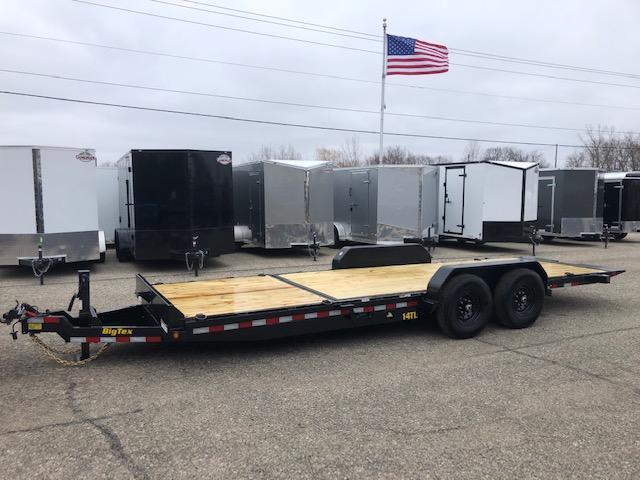 2020 BIG TEX 7X22 14K TILT BED  EQUIPMENT TRAILER