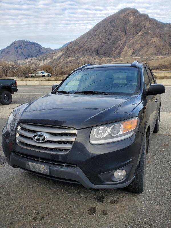 2012 Hyundai santa fe SUV