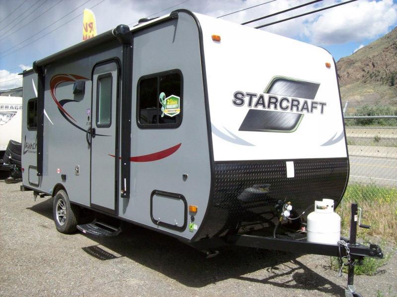 2017 Starcraft Launch 17 FB Travel Trailer