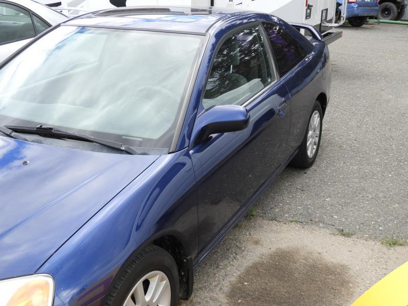 2001 Honda Civic Car