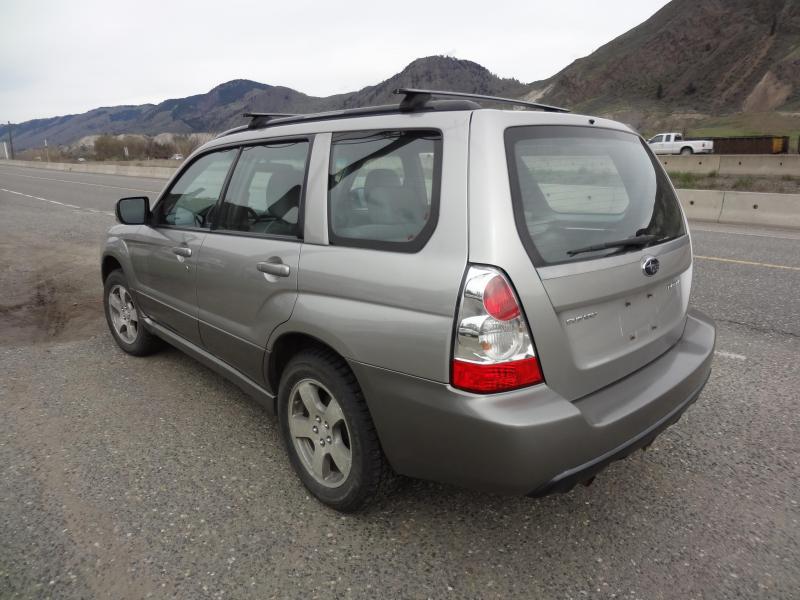 2006 Subaru Forester SUV