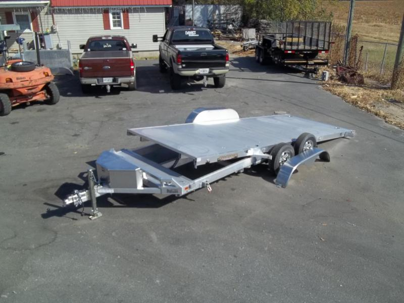 2019 Aluma 8218 Tilt power Car / Racing Trailer