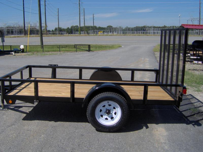 2019 Down 2 Earth Trailers 5x10ut Utility Trailer