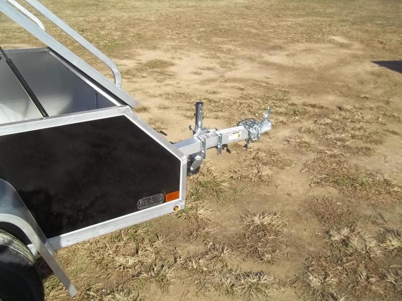 2021 Aluma AE46 4x6 Enclosed Cargo Trailer