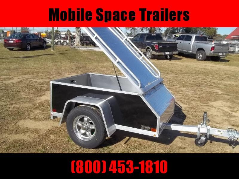 2021 Aluma AE46 4x6 Enclosed Cargo Trailer