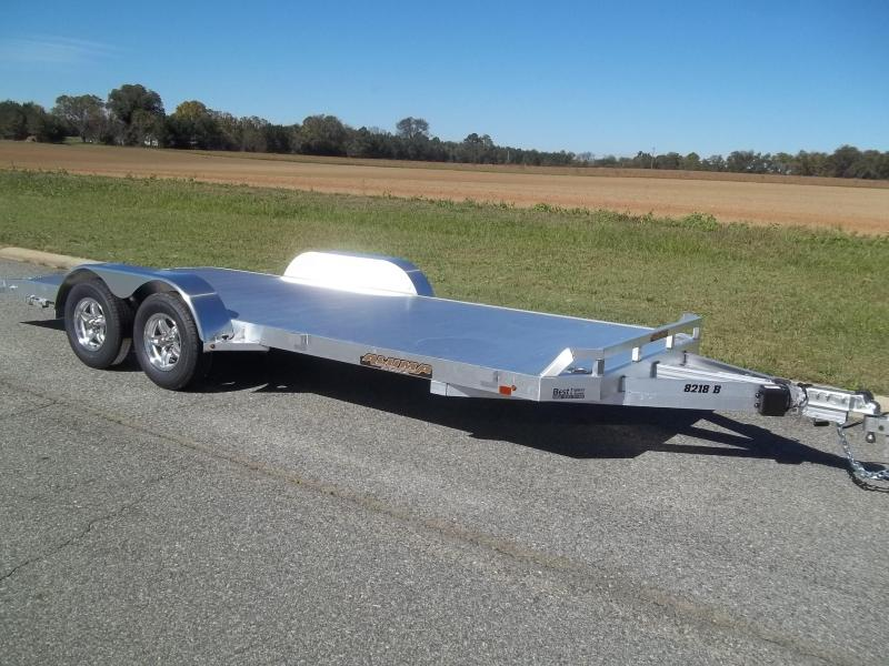 2019 Aluma 8218 b carhauler trailer