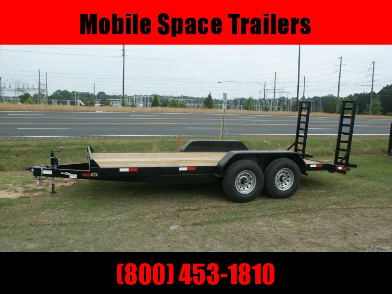 Down 2 Earth Trailers 82x20 14k Equipment Trailer