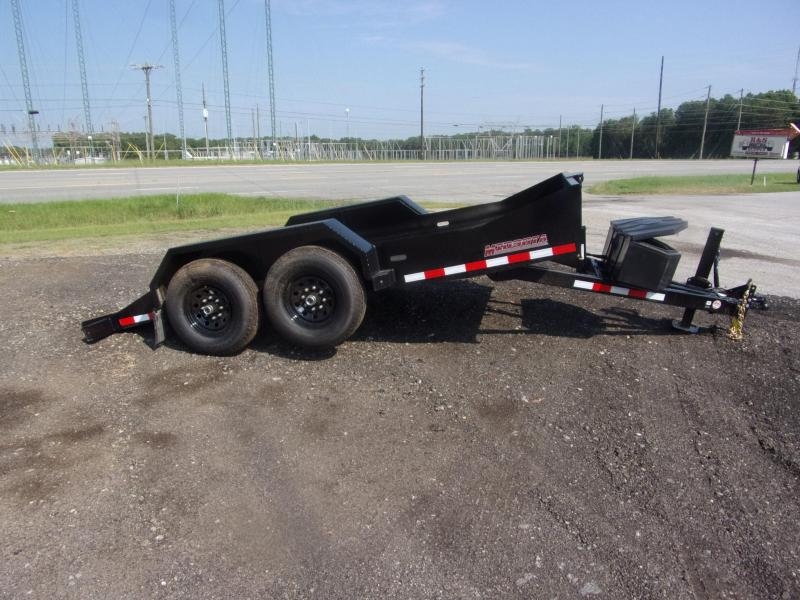 2019 Midsota SL-14 Equipment Trailer