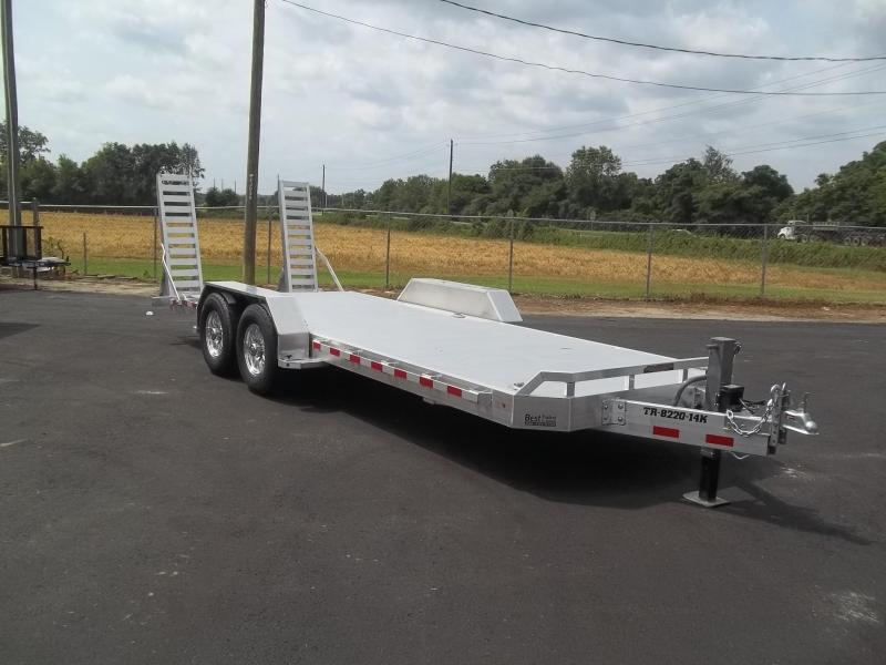 2019 Aluma 8222-14K Equipment Trailer