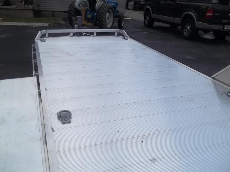 2021 Aluma 8222-14K Equipment Trailer