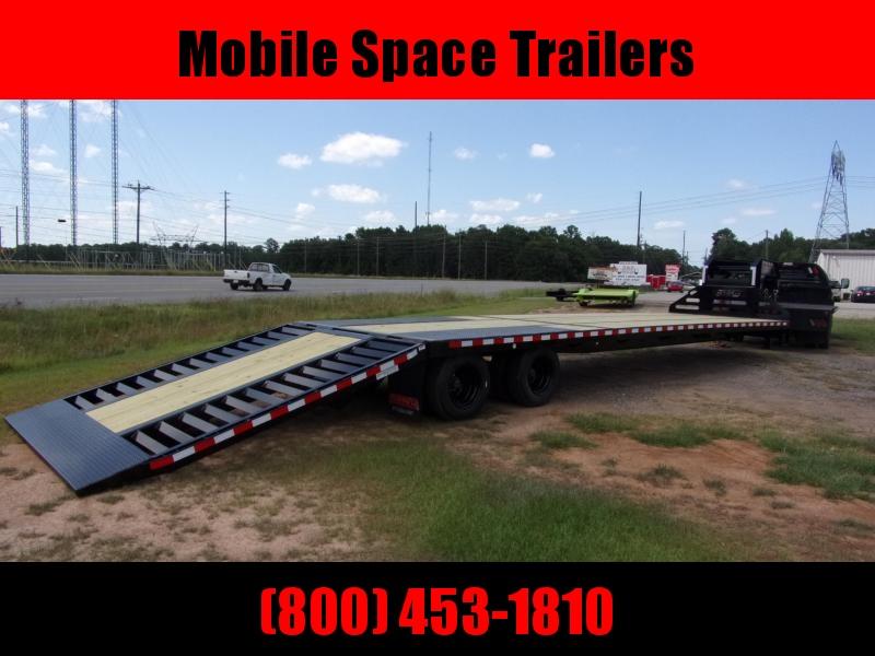 2019 Midsota 102 X 40 Gooseneck Equipment Trailer