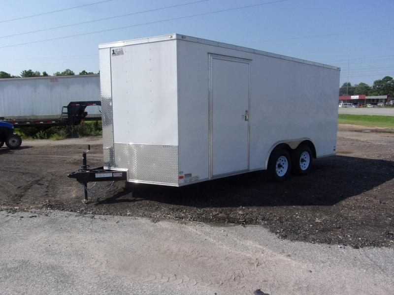 2018 Covered Wagon Trailers 8.5x16 Concession Vending / Concession Trailer