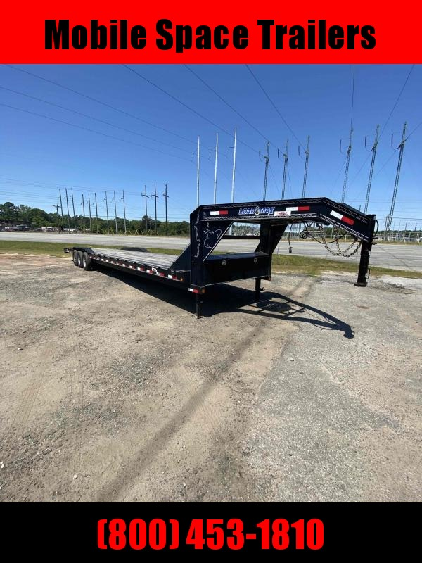2016 Load Trail 40 trip axles 21k gooseneck Equipment Trailer