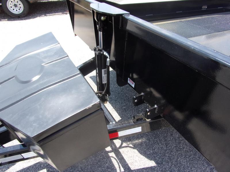 2019 Midsota SL-20 Equipment Trailer